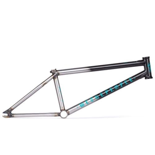"""We The People Pathfinder Frame Black / Raw Fade 21.25"""""""
